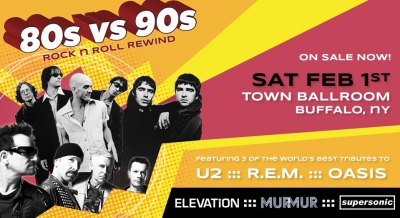 80s vs 90s: Rock n Roll Rewind